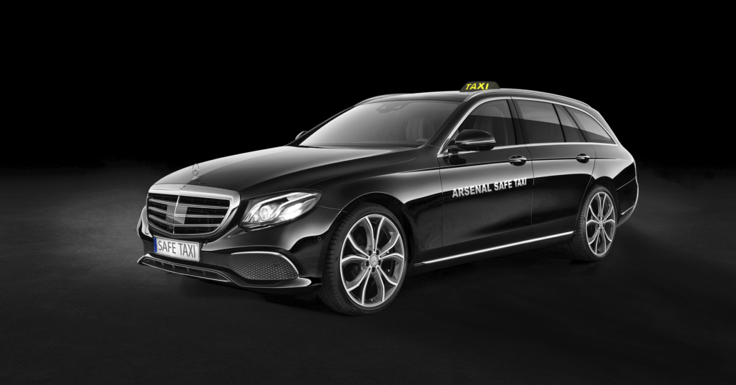 Taxi Turku - Arsenal Safe Taxi